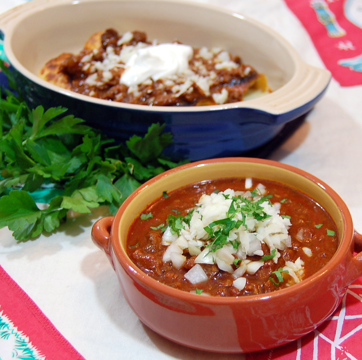 True Texas Chili Recipe — Dishmaps