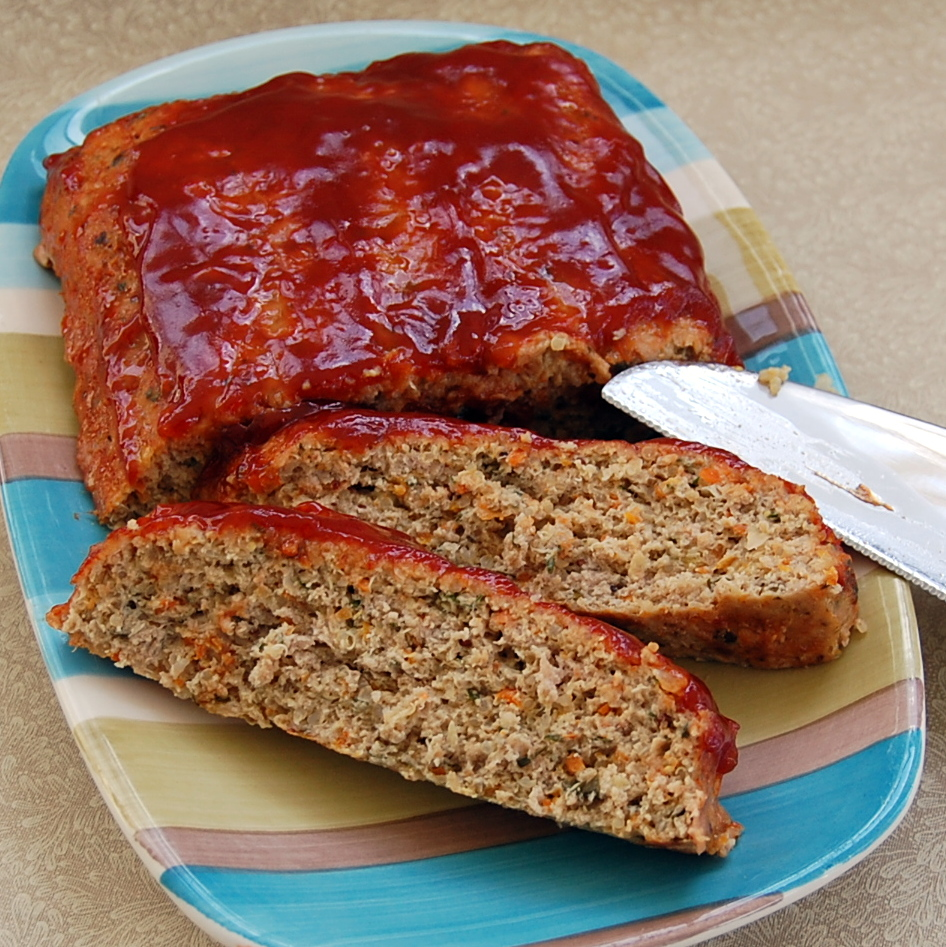 Turkey Meatloaf With Gravy Easy Turkey Meatloaf Recipe